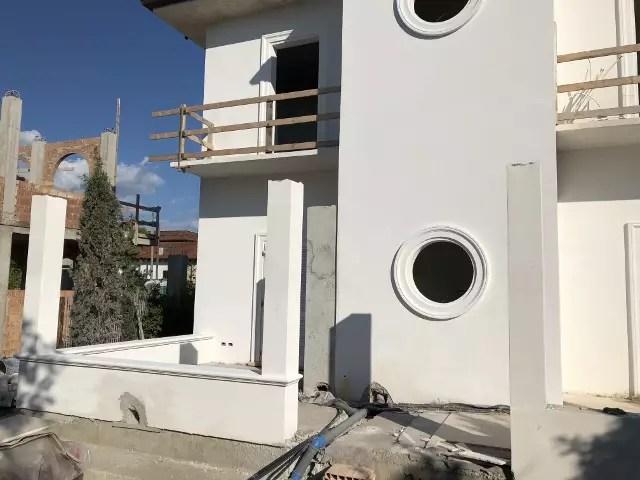 Villetta Nuova costruzione Terra Tetto Marina di Pietrasanta Tonfano Mq 165 Giardino Mq 380 (150)