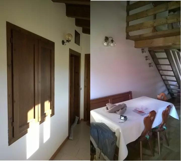 Appartamento Fiumalbo Frescarolo Mansarda Monolocale Mq 45 (15)