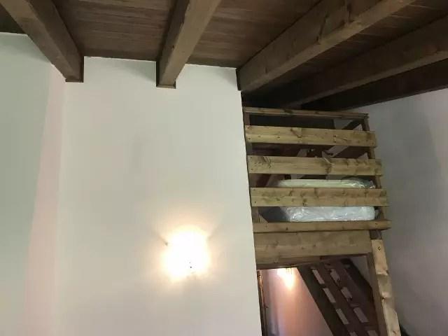 Appartamento Fiumalbo Frescarolo Mansarda Monolocale Mq 45 (73)