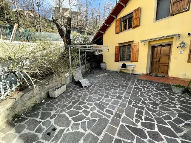 Villetta Bifamiliare Prunetta Quadrilocale Mq 110 Garage Giardino (22)