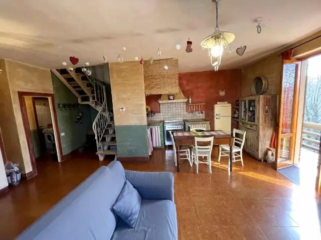 Villetta Bifamiliare Prunetta Quadrilocale Mq 110 Garage Giardino (46)