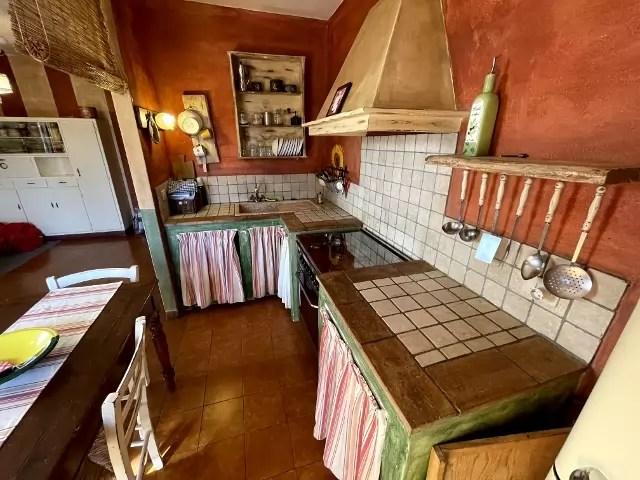 Villetta Bifamiliare Prunetta Quadrilocale Mq 110 Garage Giardino (58)