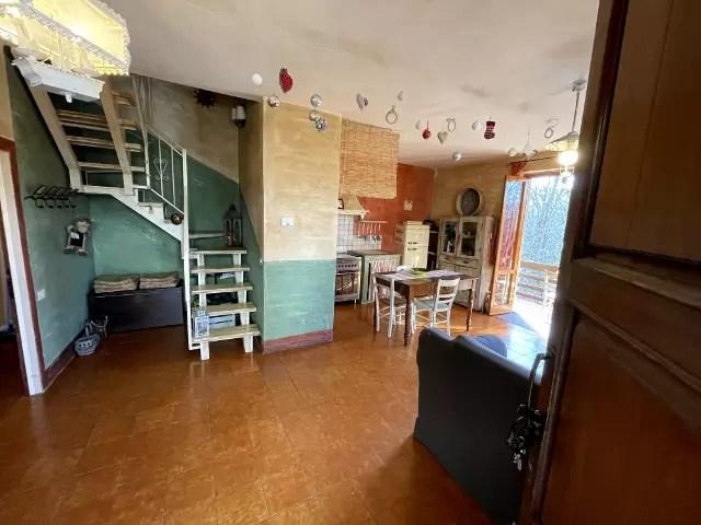 Villetta Bifamiliare Prunetta Quadrilocale Mq 110 Garage Giardino (67)