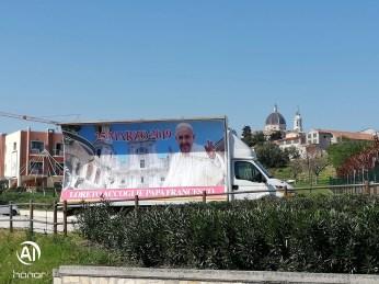 Un omaggio a Papa Francesco