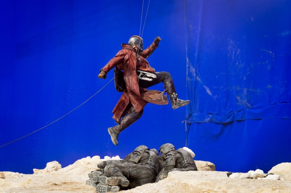 Official-Guardians-of-the-Galaxy-Set-Photo-Star-Lord-Jumping