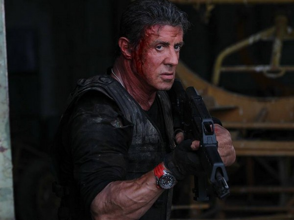 Richard Mille RM 032 Sylvester Stallone EXPENDABLES 3