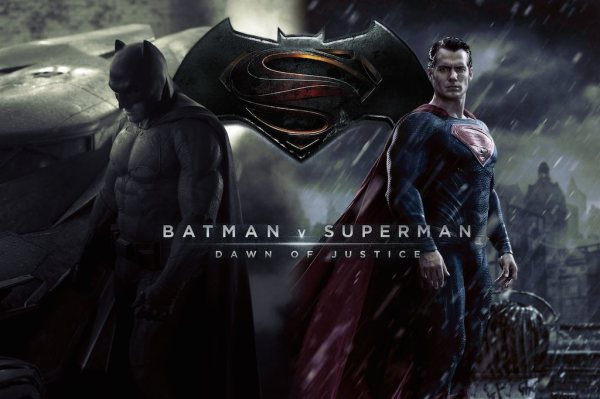 Batman v Superman Edited