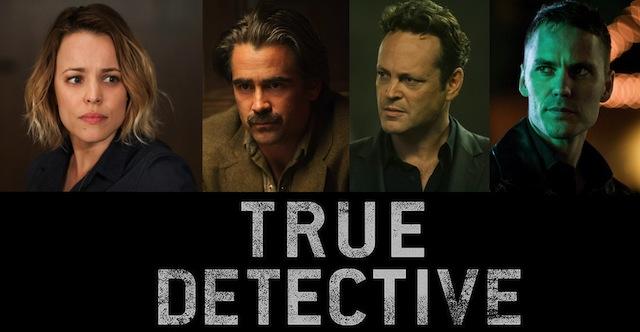 True detective character poster