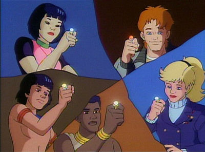 Captain Planet and the Planeteers' Are Back and Cleaner Than Ever