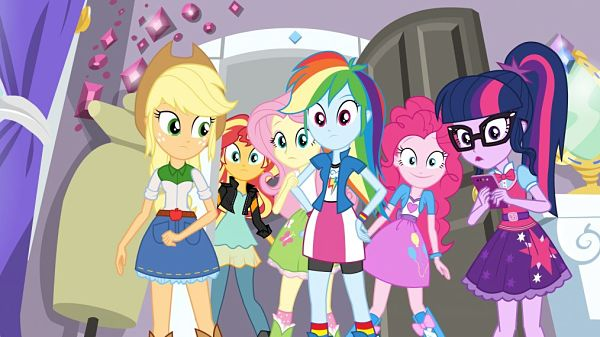 My Little Pony Equestria Girls To Be Or Not To Be A