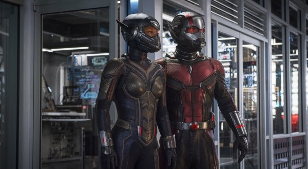 Ant Man And The Wasp Concept Art Revealed In New Image