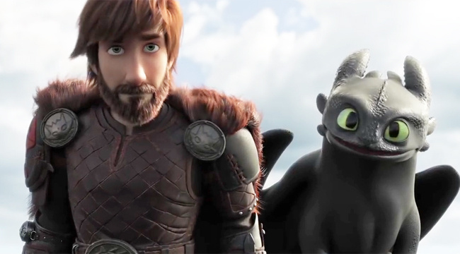 Explore the hidden world in official trailer for how to train dreamworks animation has released the first official trailer for the next installment in the how to train your dragon series ccuart Gallery
