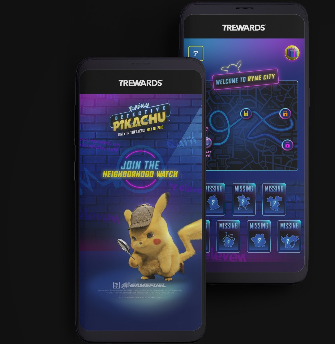Pokémon Detective Pikachu Comes To 7 Eleven With Ar Experiences