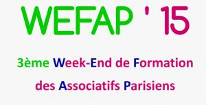 3ème Week-End de Formation des Associatifs Parisiens
