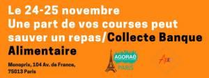 Collecte AGORAé Paris