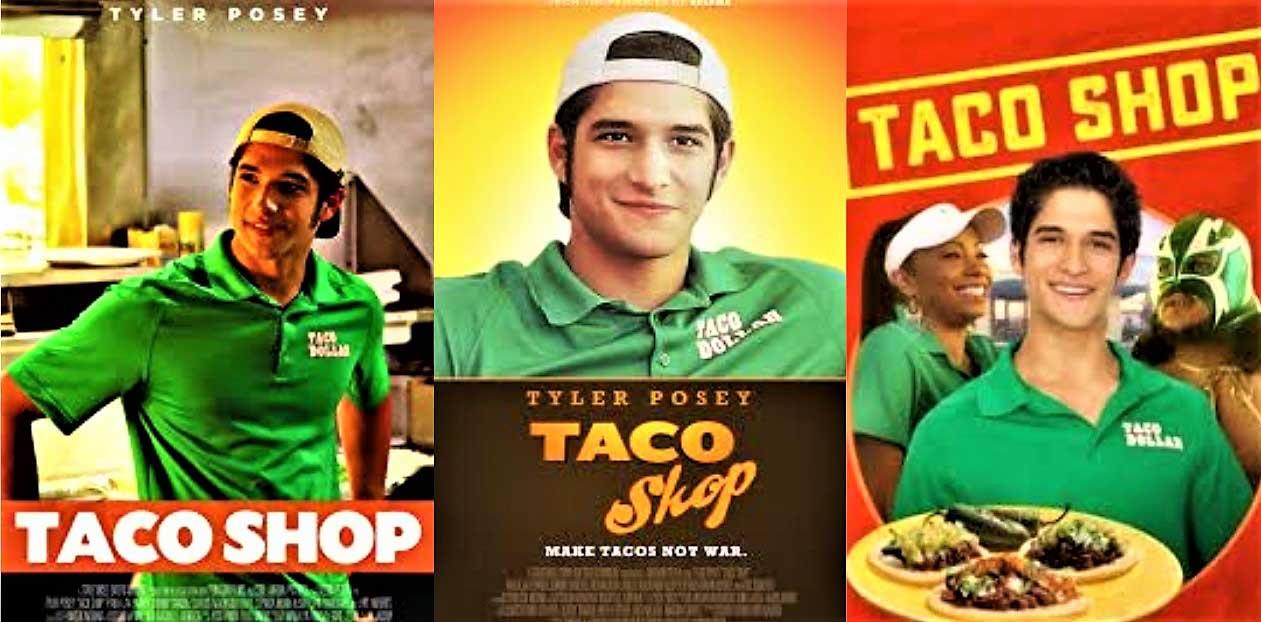 Movie Poster 2019: Taco Shop Movie 2018 Certificate