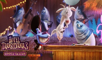 Hotel Transylvania 3 Summer Vacation 2018 - Movie Poster Images and Wallpapers