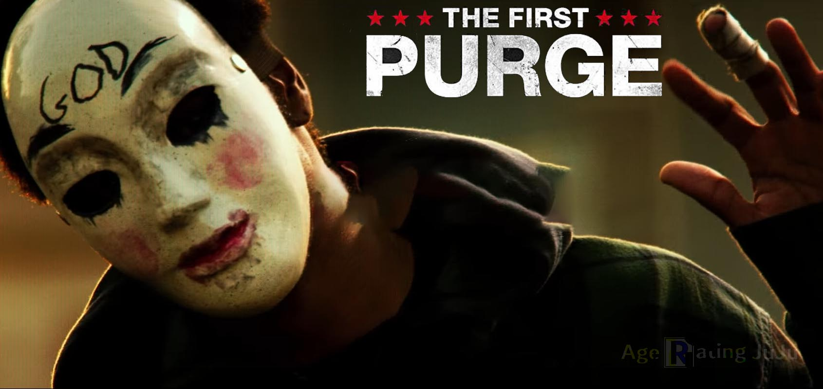 The First Purge 2018 Movie Wallpapers: The First Purge Age Rating