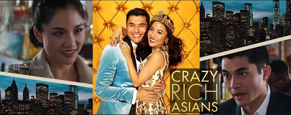 Crazy Rich Asians Age Rating Movie 2018 Restriction Certificate