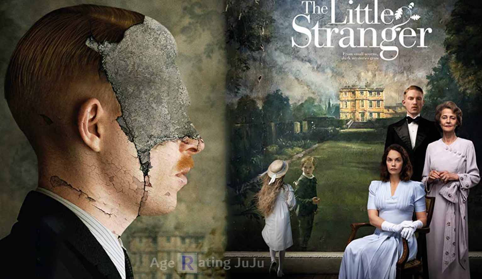 Movie Poster 2019: The Little Stranger Age Rating