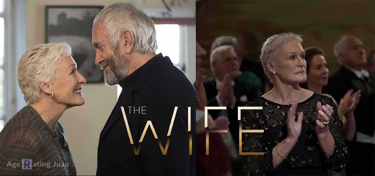 Movie Poster 2019: The Wife Movie 2018 Restriction