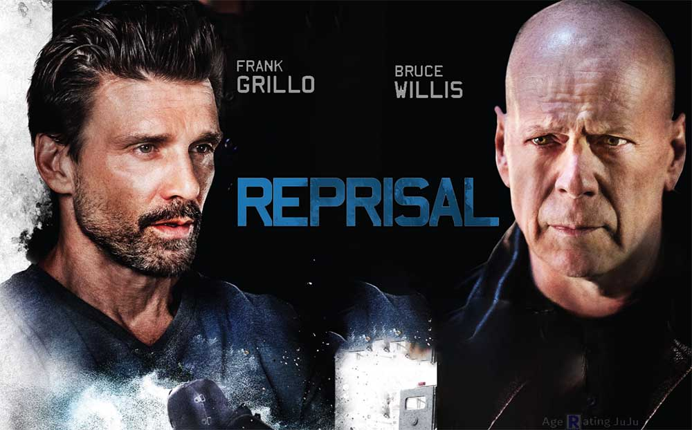 2018 Movie Posters: Reprisal Movie 2018 Restriction