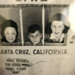 Mrs. Pedreira at Santa Cruz