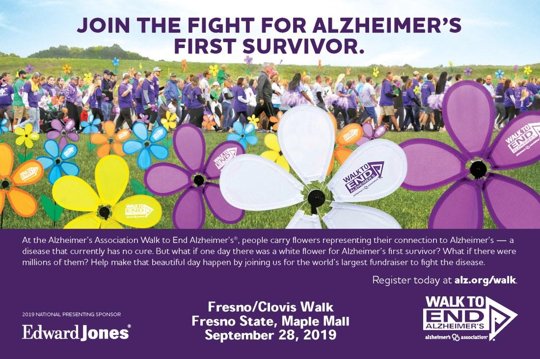 2019 Alzheimer's Association Walk