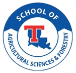 Louisiana Tech Agriculture Logo