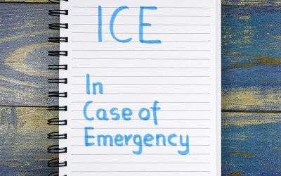 ICE = In Case of Emergency