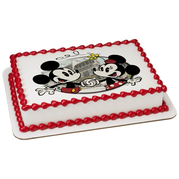 Kids And Character Cake Mickey Mouse And Friends Cafe 8243 Aggie S Bakery Cake Shop