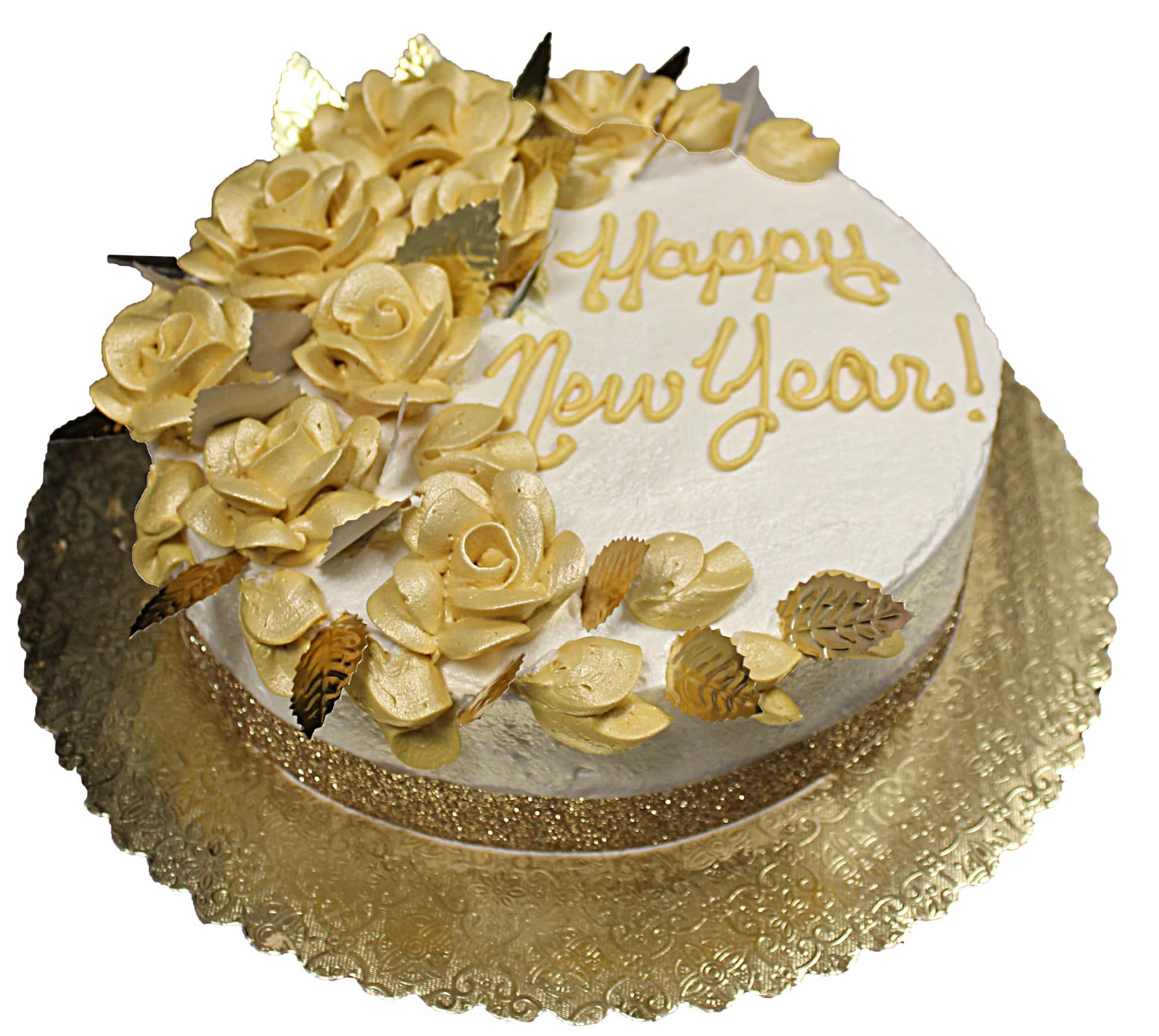 New Year Cake 3   Aggie s Bakery   Cake Shop Home   Cakes   Holiday Cakes   Baked Goods   New Year s Eve   New Year Cake  3