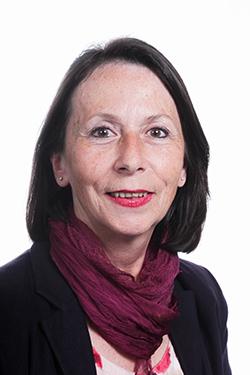 Isabelle Bonnicel, vice présidente