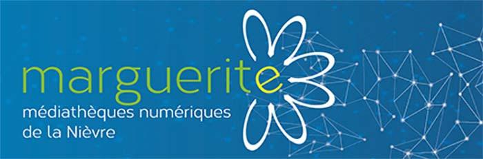 Marguerite : nouveau portail des médiathèques numériques