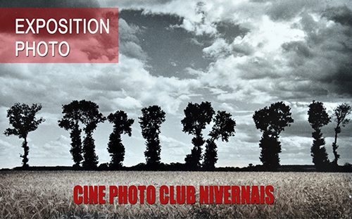 Prochaine expo photo du ciné photo club nivernais