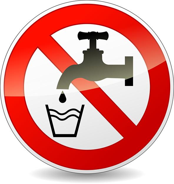 Interdiction de consommer l'eau à Coulanges-lès-Nevers