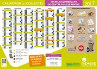 Commerçants nevers centre 2016 collecte