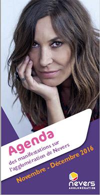 agenda Novembre-Décembre 2016