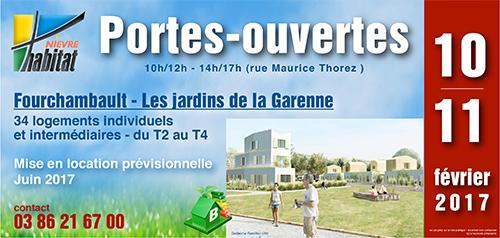Fourchambault : portes ouvertes aux jardins de La Garenne