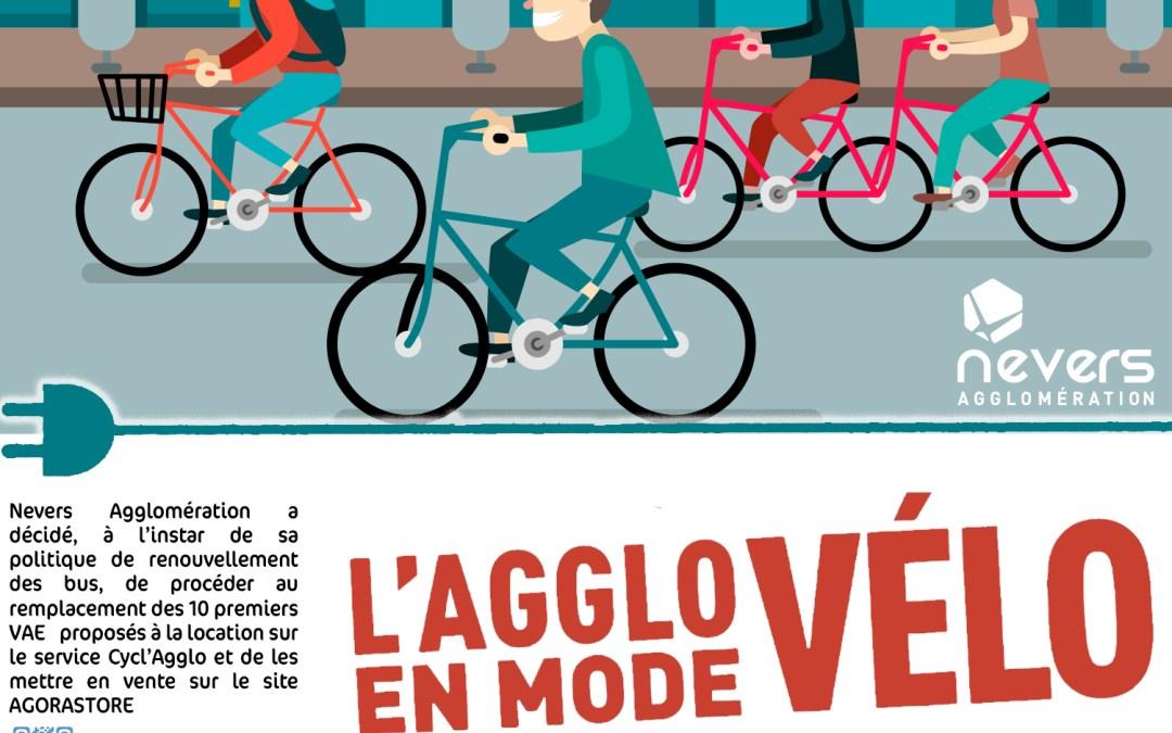 L'Agglo en mode vélo