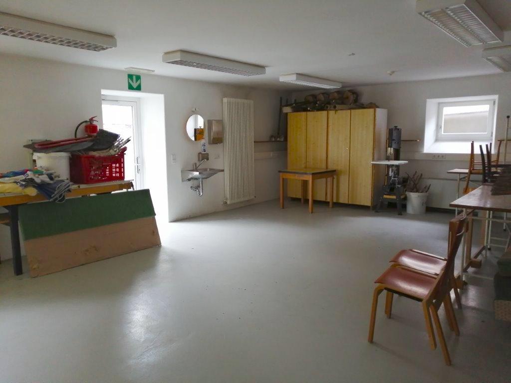 Aggregat Werkstatt Krippenfreunde