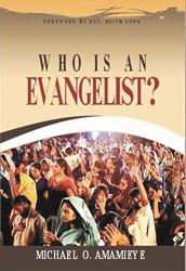 Who is an Evangelist book cover