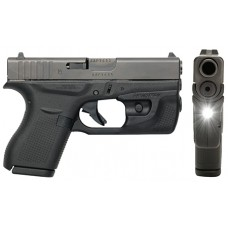 LaserMax CFG42LC CenterFire Weapon Light LED 115 Lumens Glock 42/43