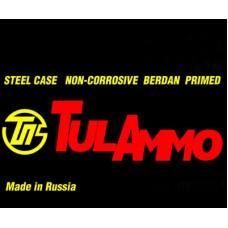 Tulammo UL076203 Centerfire Rifle 7.62X39mm 122 GR FMJ 640 Bx/ 1 Cs