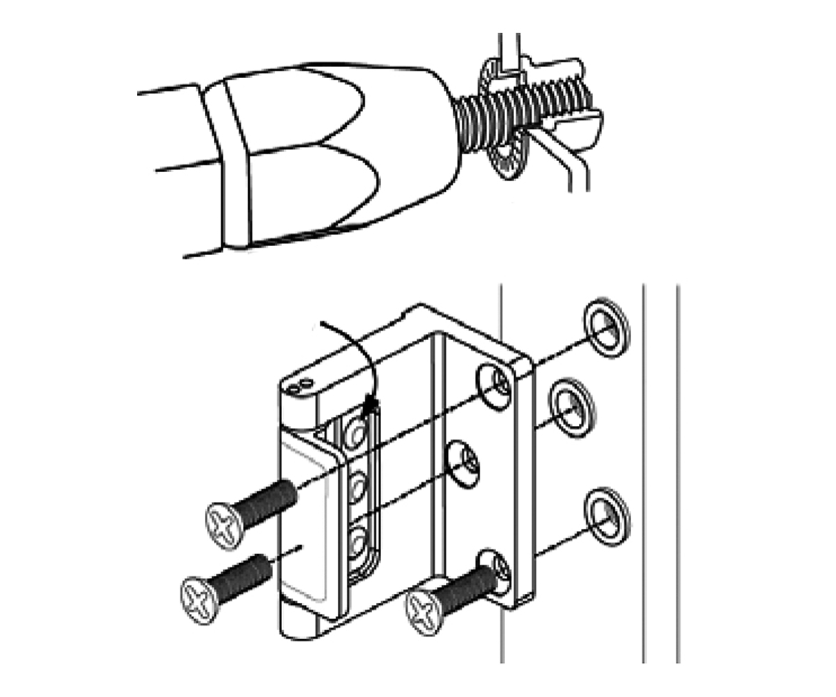 Wiring Diagram For Door Hardware