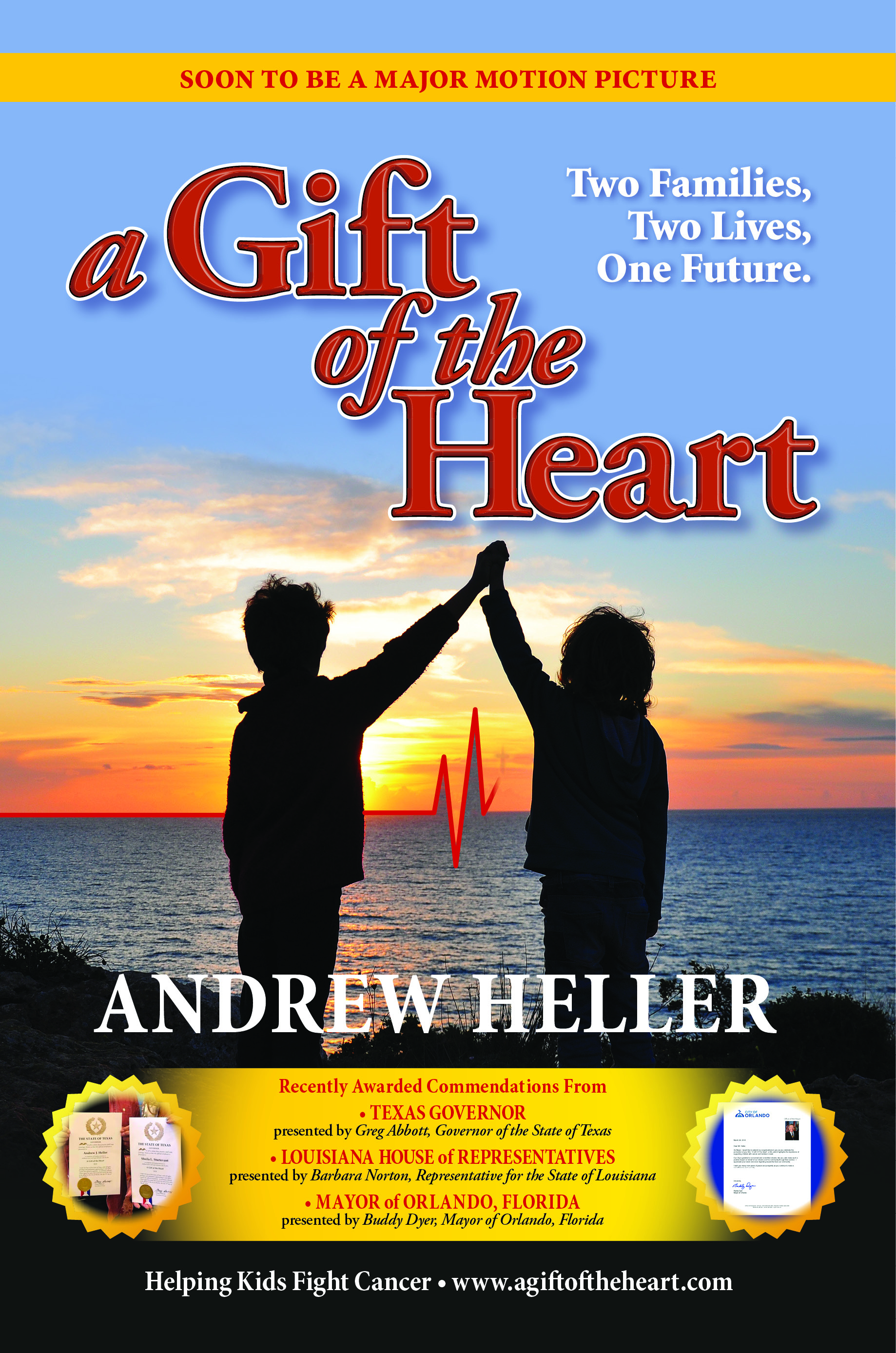 A Gift of the Heart - the Novel