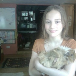 Agi K with Molly