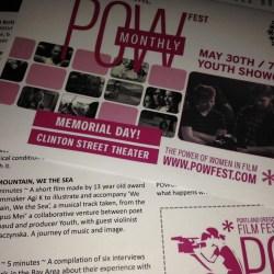 POWgirls U.S.A. screen Agi K film