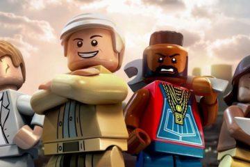 Image de l'agence tout risque en Lego