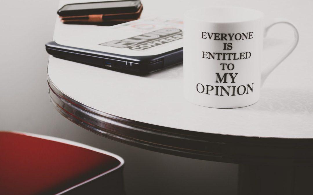 Meinungen in einer VUCA Welt